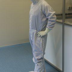 Reinraumkleidung – zum Schutz des Produktes vor Partikeln